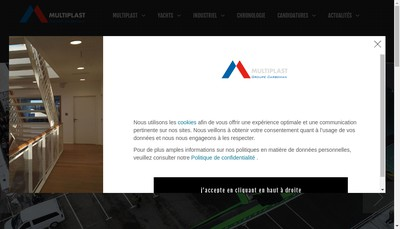 Site internet de Gilles Ollier Design Team