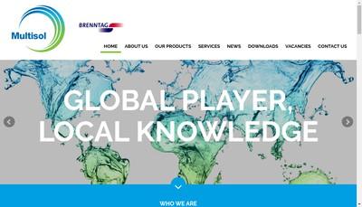 Site internet de Multisol France