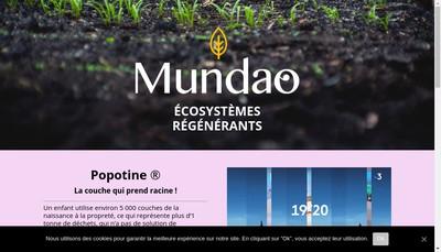 Site internet de Mundao