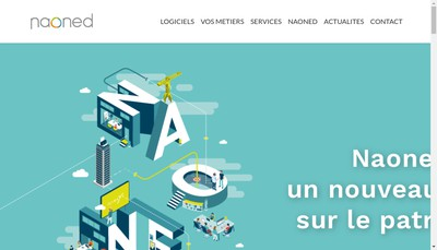 Site internet de Naoned