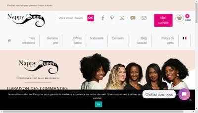 Site internet de Leydi Beauty