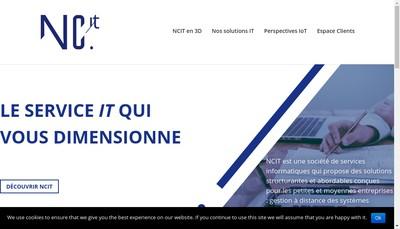 Site internet de Ncit