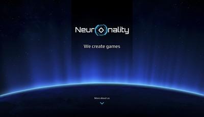 Site internet de Neuronality