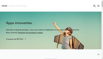 Site internet de Nfcom