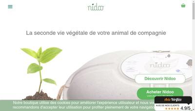 Site internet de Nidoo
