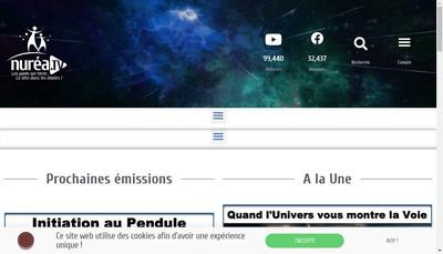Site internet de Nurea