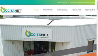 Site internet de Occitanet