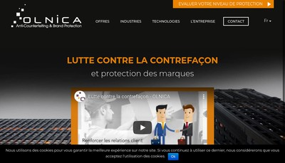 Site internet de Olnica