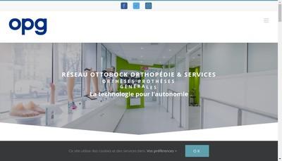 Site internet de Jacques Vernier