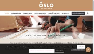Site internet de Parlons E-Commerce