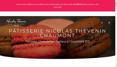 Site internet de Thevenin Nicolas