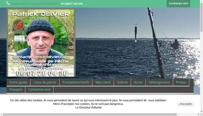 Site internet de Patrick Olivier