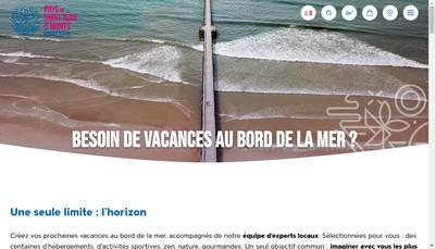 Site internet de Seml Saint Jean Activites