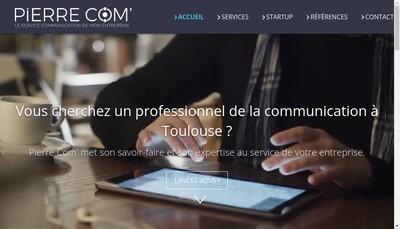 Site internet de Pierre Corraze