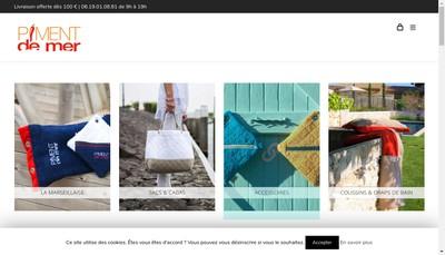 Site internet de Basics du Sud