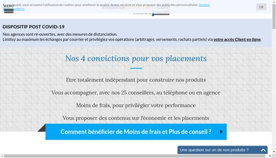 Site internet de Meilleurplacement