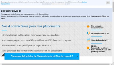 Site internet de L'Actionnaire Individuel