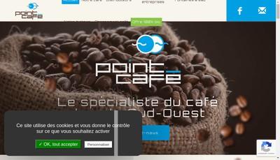 Site internet de Point Cafe Nrj