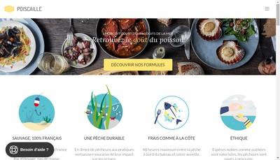 Site internet de Poiscaille