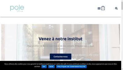 Site internet de L'Institut du Froid