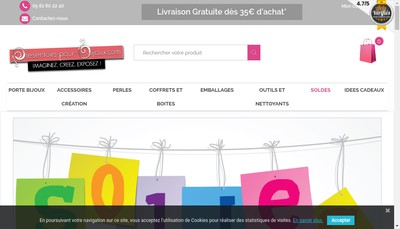 Site internet de Lolydol