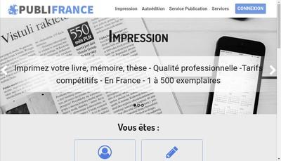 Site internet de Editeur Independant