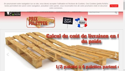 Site internet de Pyrenees Canin