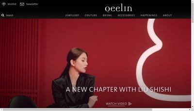 Site internet de Qeelin France