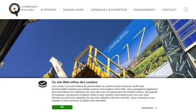 Site internet de Quadrissimo