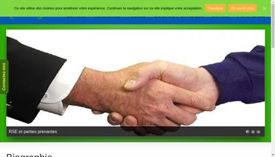 Site internet de Qualitiges