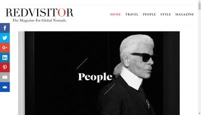 Site internet de Redvisitor