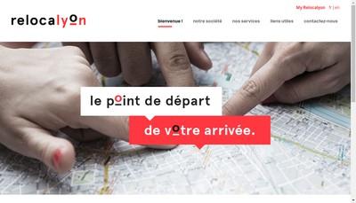 Site internet de Relocalyon