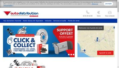 Site internet de Etablissements Rembaud