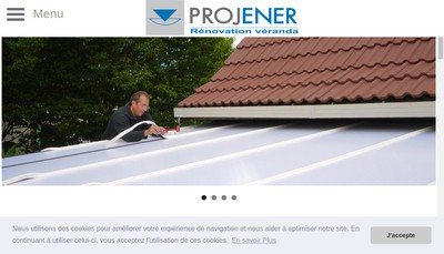 Site internet de Projener