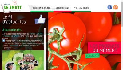 Site internet de Top Atlantique - Pecheur d'Iroise
