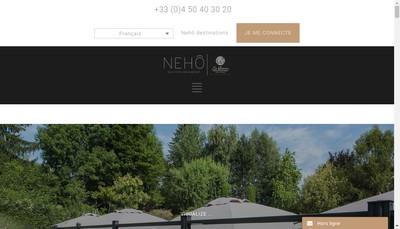 Site internet de Residences la Reserve