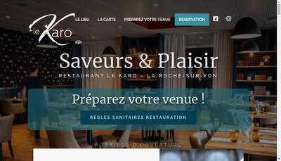 Site internet de Le Karo