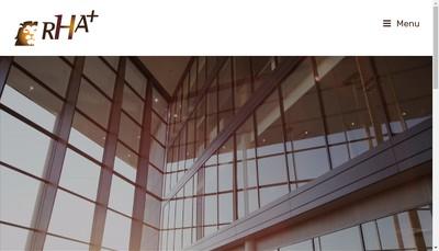 Site internet de Rha Conseil