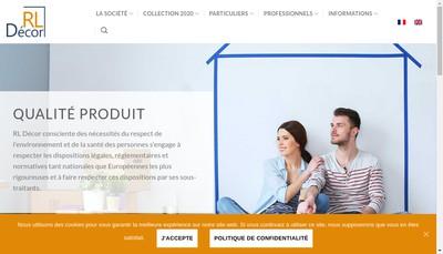 Site internet de Rl Decor et Services