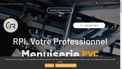 Site internet de Rpi