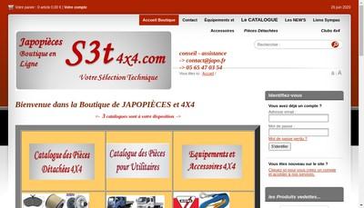 Site internet de Selection Technique