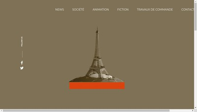 Site internet de Studio Save The World