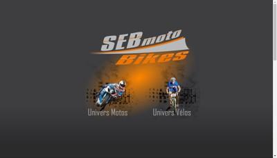 Site internet de Seb'Moto