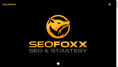 Site internet de Seofoxx