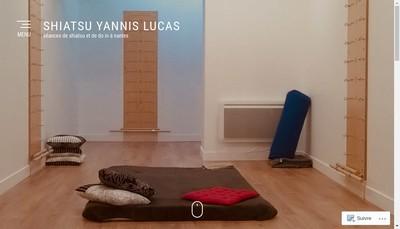 Site internet de Yannis Lucas