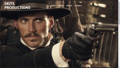 Site internet de Skits