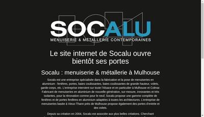 Site internet de Socalu