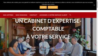 Site internet de Sofinorex