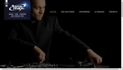 Site internet de Sonomax