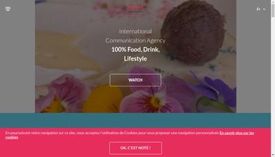 Site internet de Societe Expans Vente Prod Agricoles Aliment